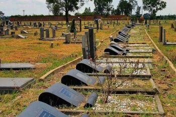 Sharpeville graves, Vereeniging, Sedibeng (Southern Gauteng)