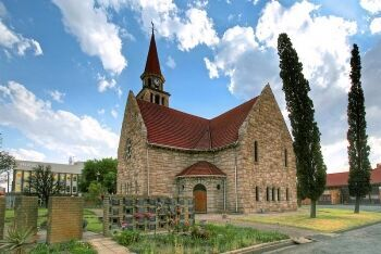 Dutch Reformed Church, Vereeniging, Sedibeng (Southern Gauteng)